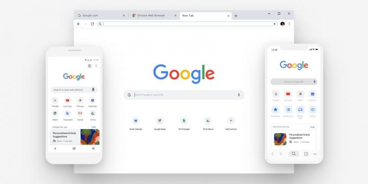 """Выпущен Google Chrome 71: борец с недобросовестной рекламой"""""""