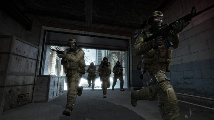 CS:GO стала условно-бесплатной и обзавелась режимом королевской битвы