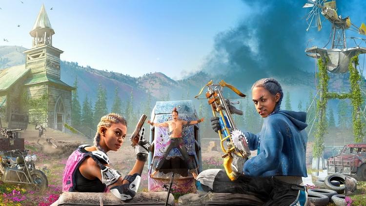 """В Far Cry New Dawn вам предстоит сразиться с рейдерами за будущее округа Хоуп"""""""