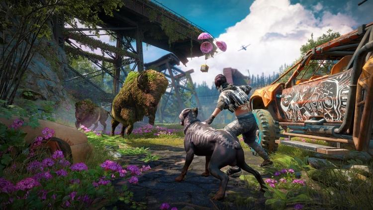 В Far Cry New Dawn вам предстоит сразиться с рейдерами за будущее округа Хоуп