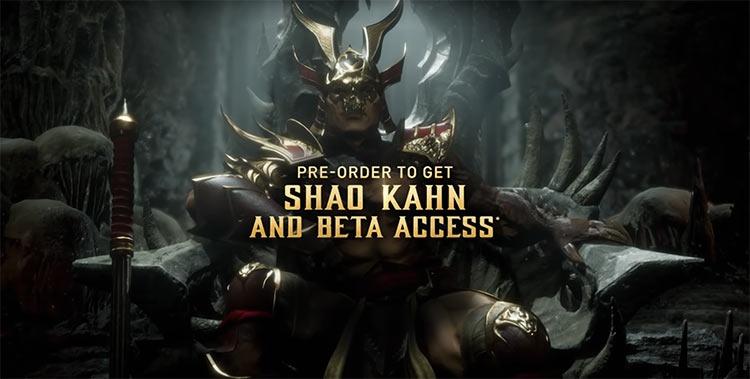"""Кровавый трейлер: Mortal Kombat 11 выйдет в апреле"""""""
