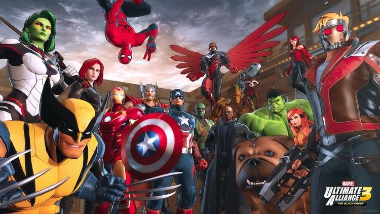 "Состоялся неожиданный анонс Marvel Ultimate Alliance 3: The Black Order для Nintendo Switch"""