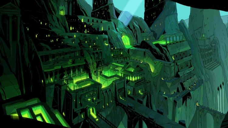 """Hades — красочный роглайк о бегстве из ада от создателей Bastion и Transistor"""""""
