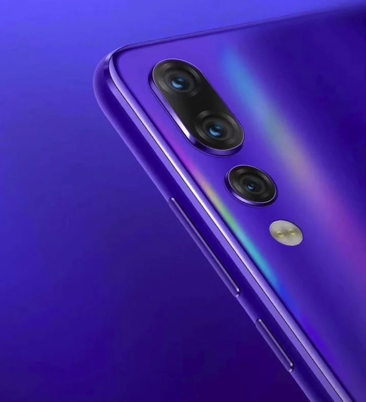 """Смартфон Lenovo Z5s с отверстием в экране предстанет 18 декабря"""""""