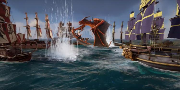 "Авторы Ark: Survival Evolved анонсировали пиратскую MMO Atlas"""