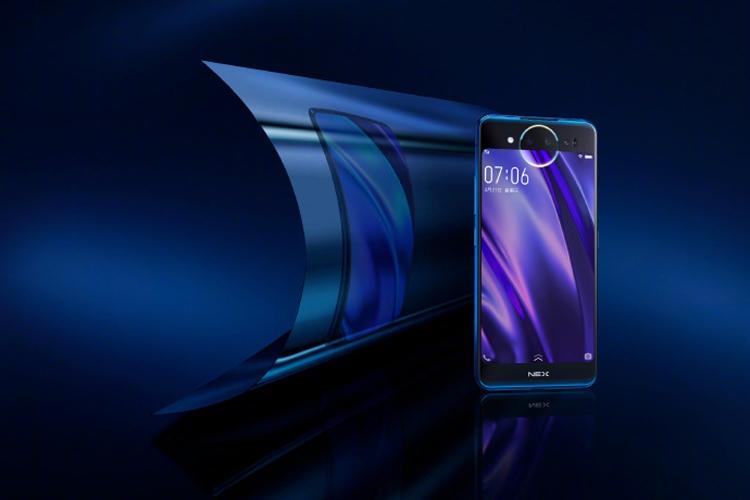 """Vivo NEX 2 в деталях: смартфон с двумя экранами предстал на качественных рендерах"""""""