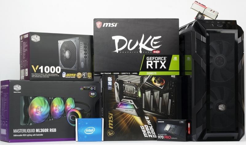 Компьютер месяца — декабрь 2018 года