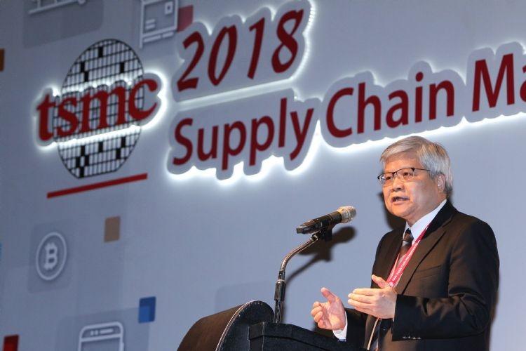 Генеральный директор TSMC Си Си Вэй (фото Digitimes)