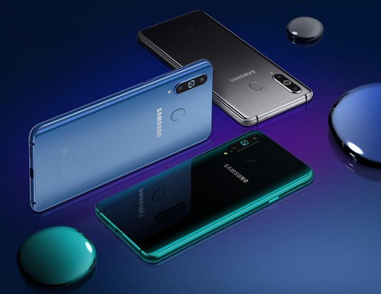 "Samsung Galaxy A8s: смартфон с «дырявым» экраном Infinity-O"""