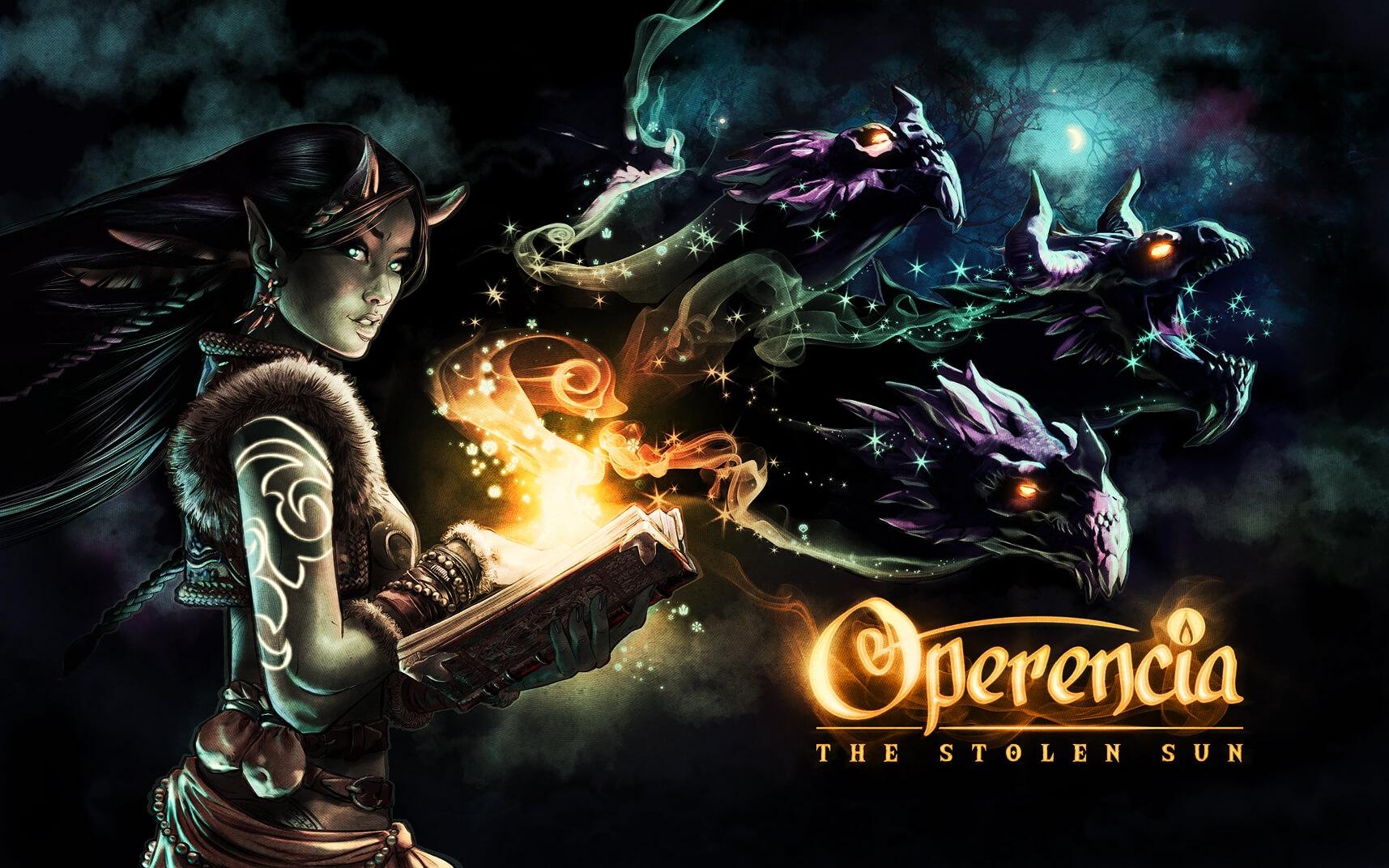 Картинки по запросу Operencia: The Stolen Sun