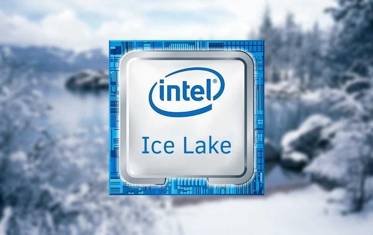 "Intel показала рабочую систему на процессоре Ice Lake"""