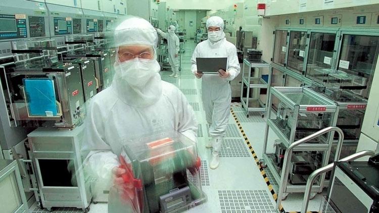 На заводе Fab 3 компании TSMC