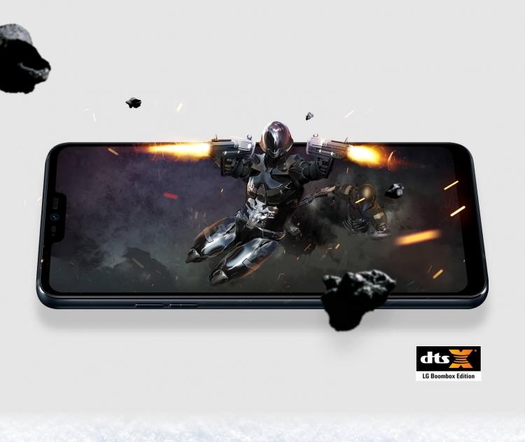 """Мощный смартфон LG G7 Fit на Snapdragon 821 с доступной ценой — прекрасный подарок к Новому году"""""""