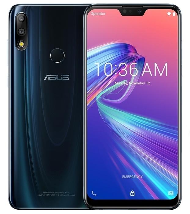 ASUS ZenFone Max Pro (M2) эксклюзивно поступил напродажу в РФ