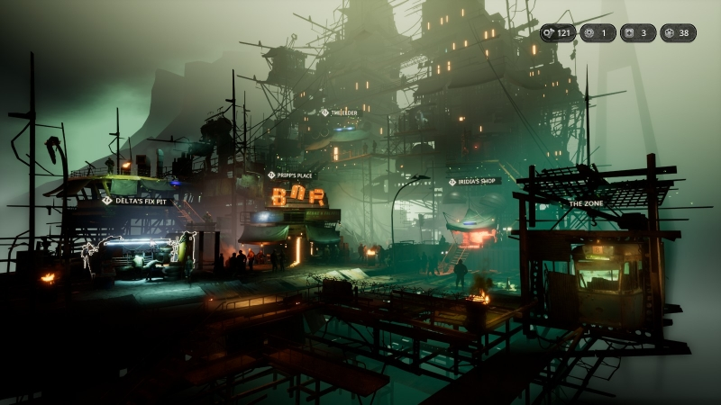 Mutant Year Zero: Road to Eden — duck, wild boar and the post