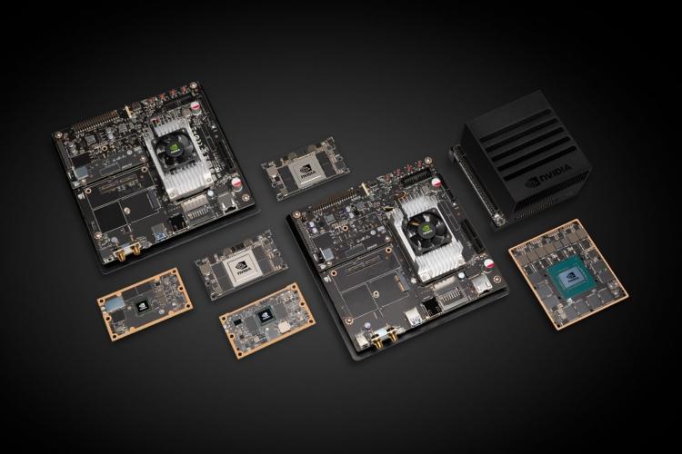 """NVIDIA начала продажи модуля Jetson AGX Xavier для роботов за $1100"""""""