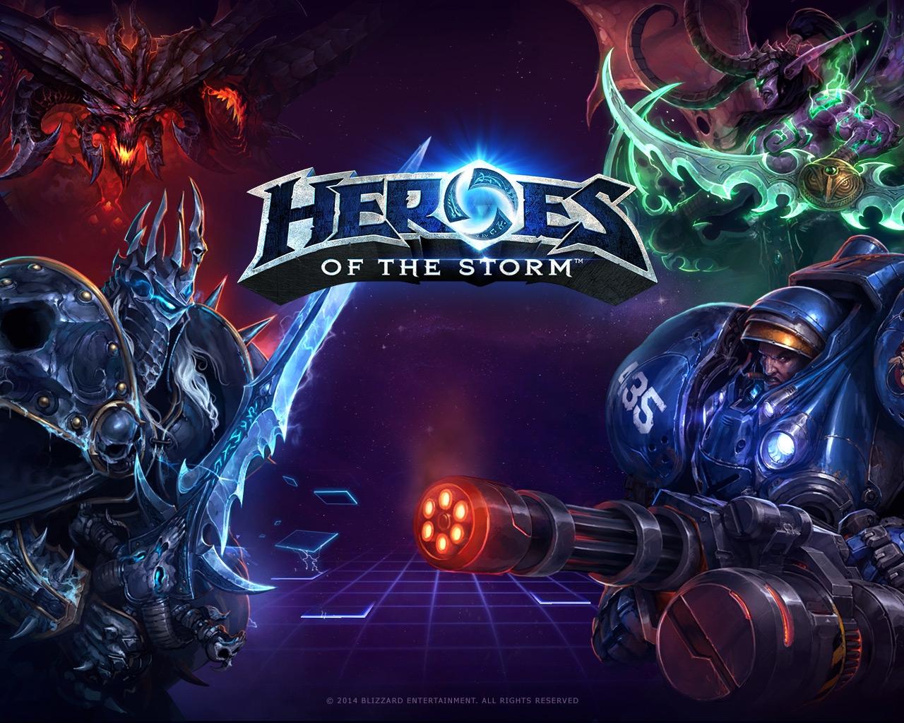 Blizzard сократит поддержку Heroes ofThe Storm— Давление растёт