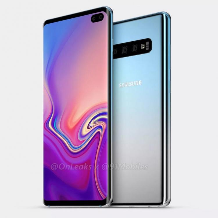 """Смартфонам Samsung Galaxy S10 предрекают наличие функции реверсивной зарядки Powershare"""""""