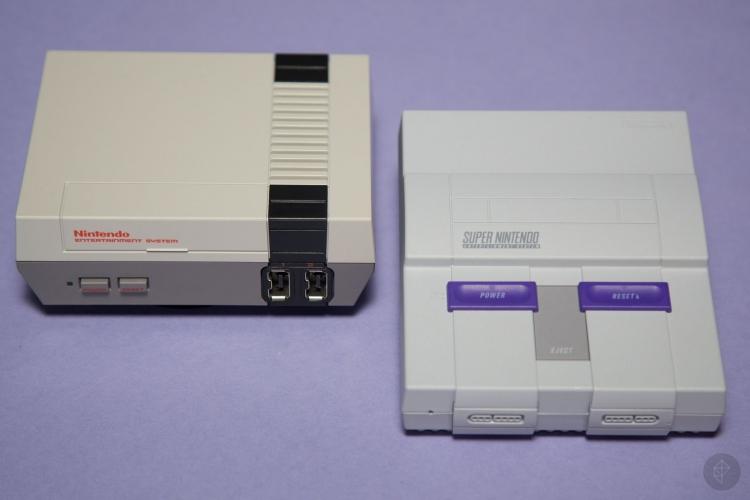 """Nintendo прекратила производство NES Classic и SNES Classic"""""""
