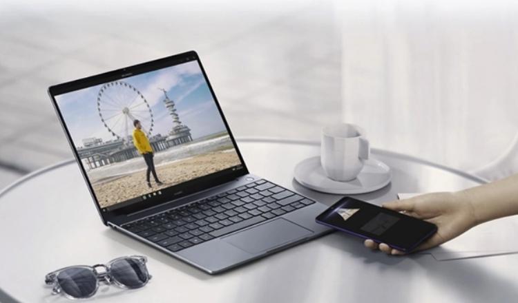 """Ноутбук Huawei MateBook 13 получил 2К-дисплей и графику GeForce MX150"""""""