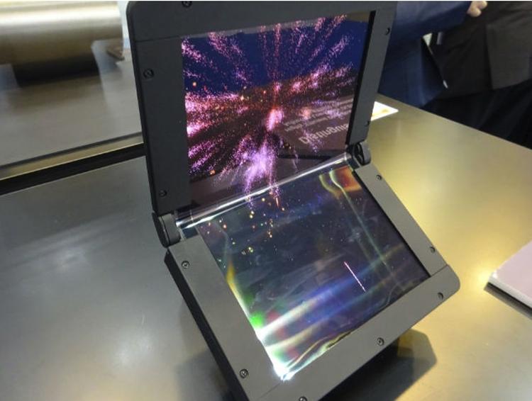 """Пиксельная плотность нового дисплея 8K OLED превышает 1000 точек на дюйм"""""""