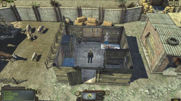 Русская RPG Atom встиле Fallout покинет ранний доступ 19декабря