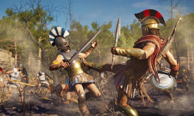 """Assassin's Creed Odyssey можно бесплатно получить за тестирование Project Stream"""""""
