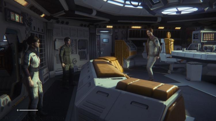 Изначально Alien: Isolation создавалась как игра от третьего лица