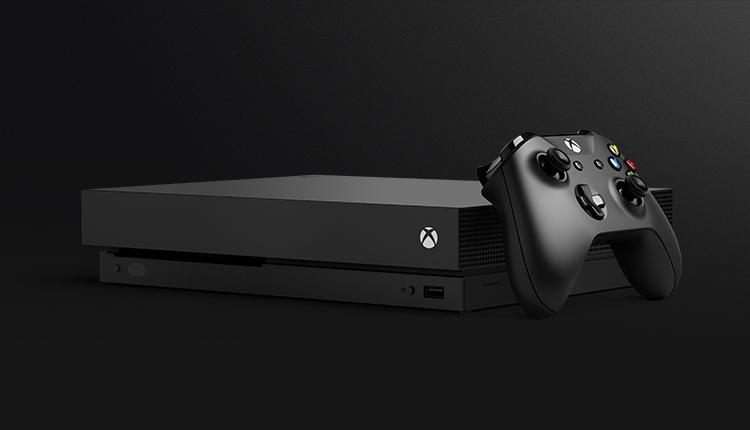 """Microsoft готовит сразу четыре новые консоли Xbox"""""""