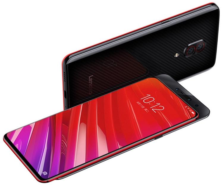 """Lenovo Z5 Pro GT: первый в мире смартфон с чипом Snapdragon 855 и 12 Гбайт ОЗУ"""""""