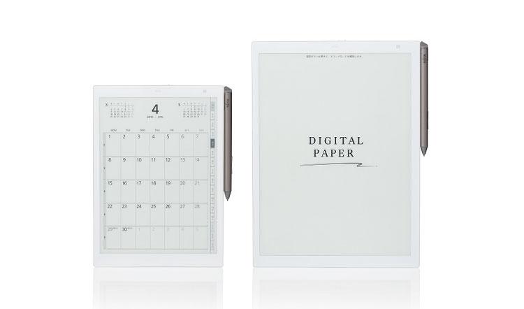 """Fujitsu сдалась E Ink и анонсировала два больших электронных блокнота на «цифровой бумаге»"""""""