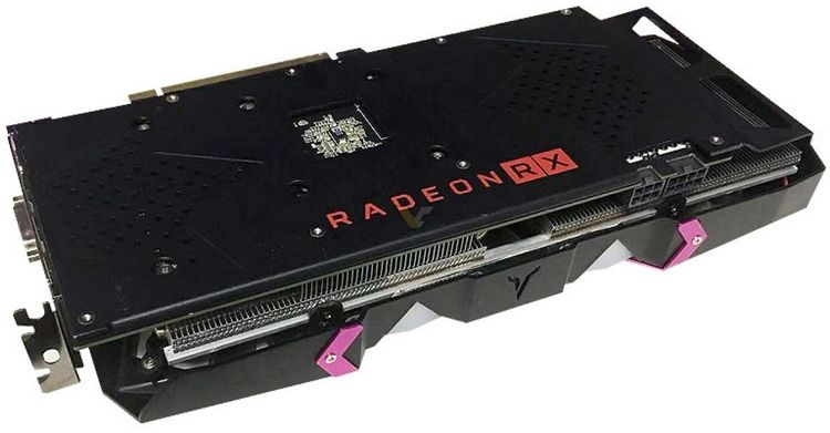 "Yeston представила сиреневенькую видеокарту Radeon RX 590 Game Ace"""