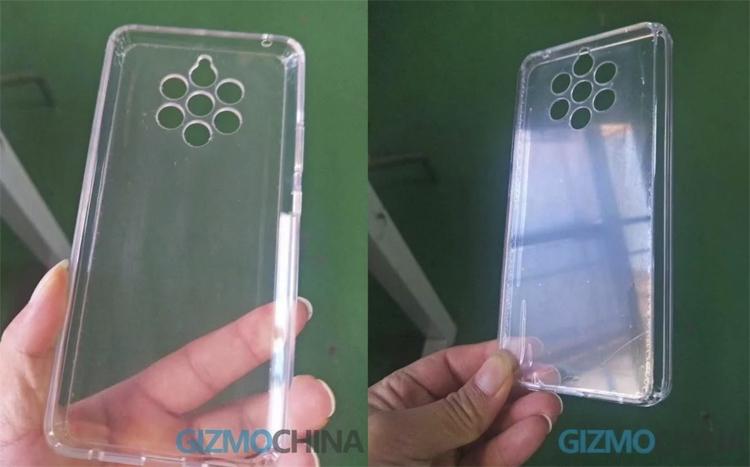 """Фото чехла подтверждают наличие «револьверной» камеры у новинки Nokia"""""""