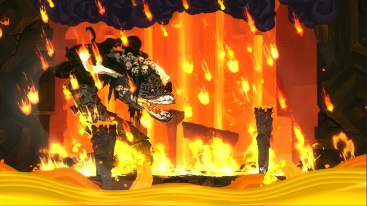 "Китайский 2D-экшен Bladed Fury уже доступен в Steam"""