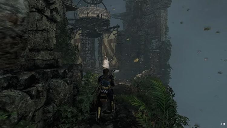 """Видео: борьба Лары с ветрами и врагами в новом DLC для Shadow of the Tomb Raider"""""""