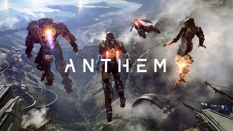 В онлайн-RPG Anthem лучше играть с отрядом, чем в одиночку