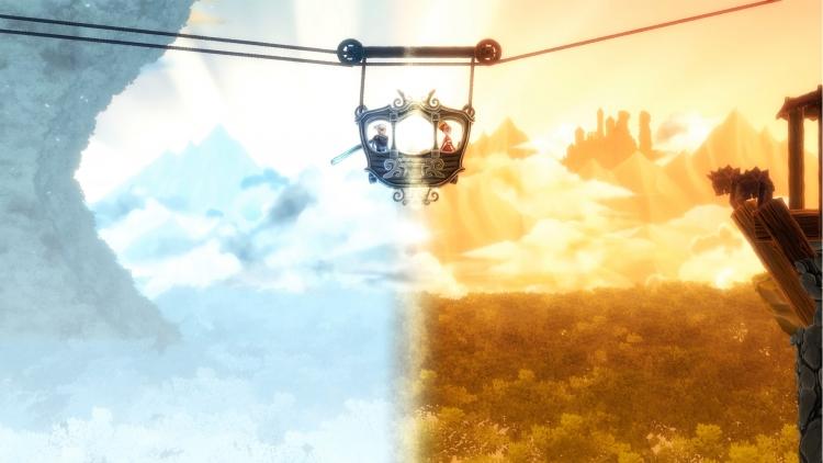 "Видео: особенности 2D-платформера Degrees of Separation, сценарий которого написал Крис Авеллон"""