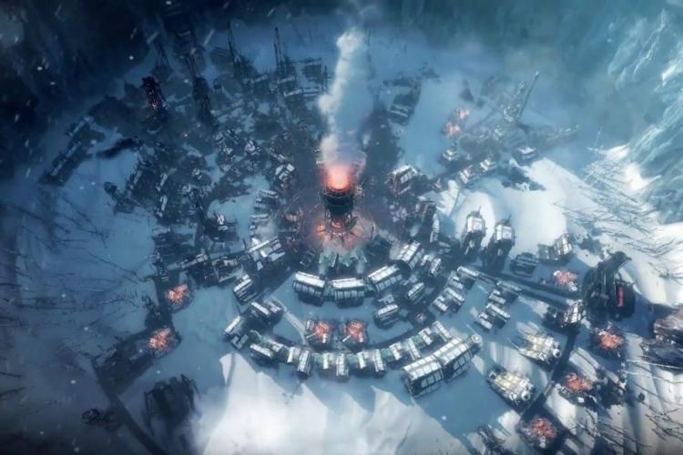 """Рождественское обновление Frostpunk принесло чуточку радости в мир вечной зимы"""""""