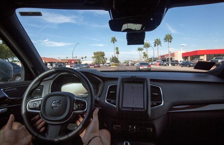 """Uber получил разрешение на возобновление тестирования самоуправляемых автомобилей в Пенсильвании"""""""
