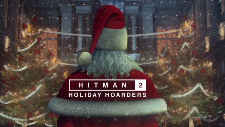 """В Hitman 2 появилась рождественская миссия в Париже, но она доступна не всем"""""""