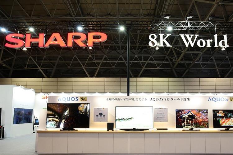 """Sharp впервые за четыре года примет участие в выставке CES"""""""