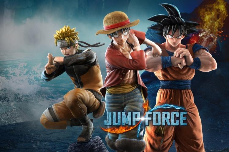 """Видео: детали сюжетной кампании Jump Force"""""""