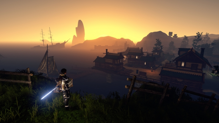"Хардкорная фэнтезийная RPG с открытым миром Outward выйдет в марте"""