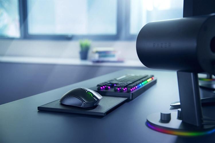 """Razer Turret for Xbox One: беспроводные клавиатура и мышь за $250"""""""