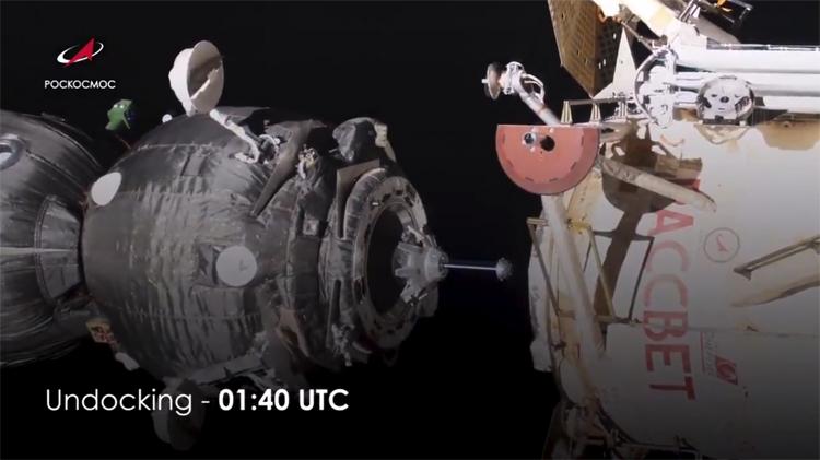 """На Землю вернулись участники длительной экспедиции МКС-57"""""""