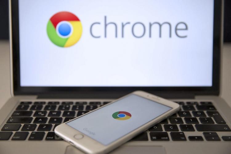 "Chrome помешает захвату кнопки «Назад»"""