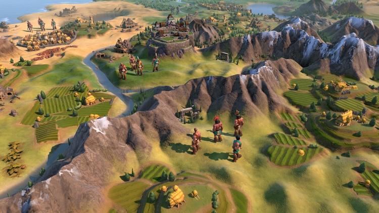 "В Sid Meier's Civilization VI: Gathering Storm инками правит Пачакутек"""