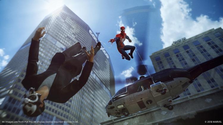 """В Marvel's Spider-Man появился давно просимый фанатами костюм из фильмов Сэма Рэйми"""""""