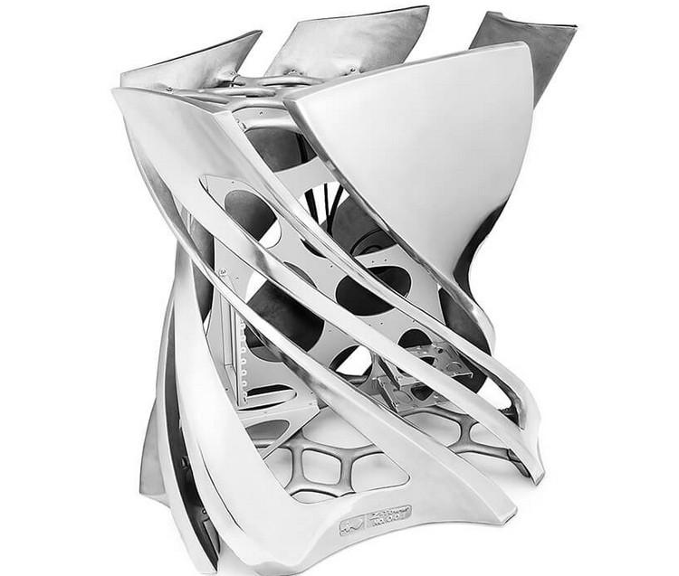 """Как продать 42 кг алюминия за $5500? Отвечает In Win c корпусом Z-Tower"""""""