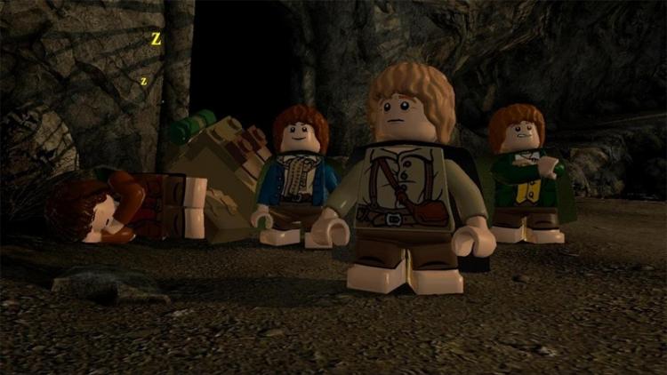 "Традиционный аттракцион щедрости от Humble Bundle — LEGO Lord of the Rings отдают бесплатно"""